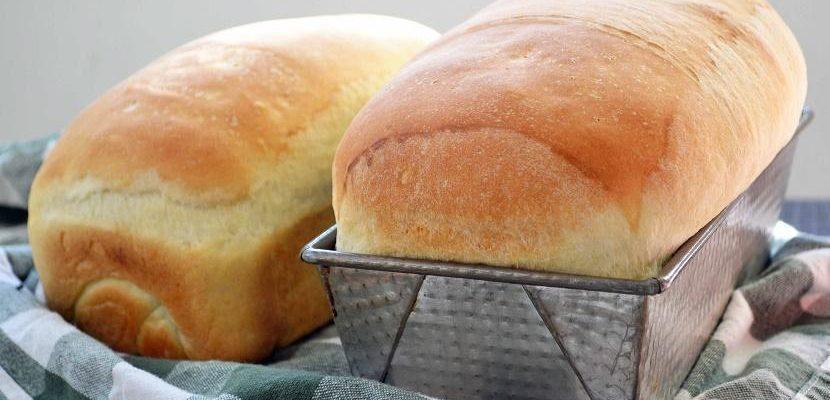 Pão Caseiro de Mandioquinha salsa