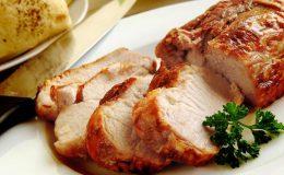 Lombo de Porco na Mostarda