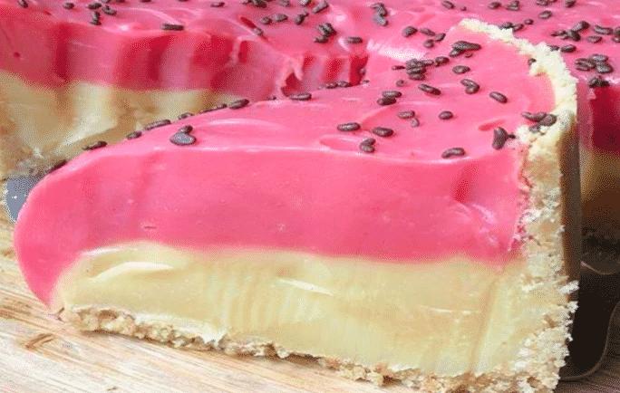 torta bicho de pé