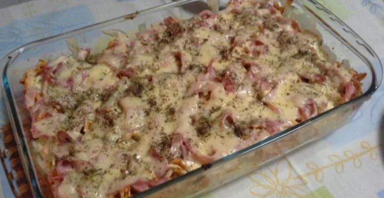 batata de forno com frango