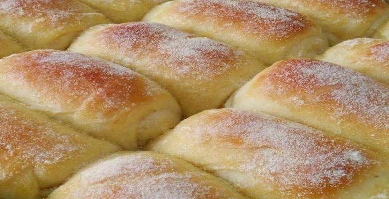 Pão Milho caseiro