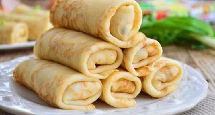 Receita Panqueca sem farinha leve