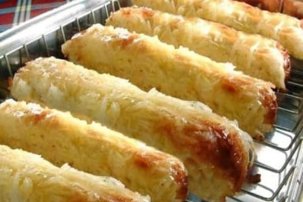 receita de Língua de Sogra aprenda a preparar esse pão doce muito procurado nas padarias e agora você poderá preparar ele aí na sua casa