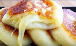 Pãozinho de Batata com 4 ingredientes