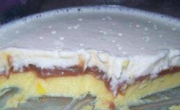 Beijo Gelado sobremesa gelada