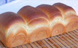 Pãozinho Caseiro de quarentena