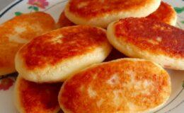 Pãozinho sem trigo e sem ovos