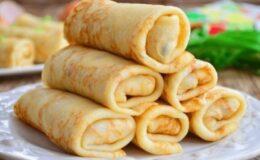 Panquecas sem farinha é leve é deliciosa e muito fácil sucesso em casa