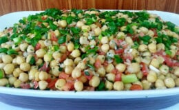 Salada de Grão-de-bico